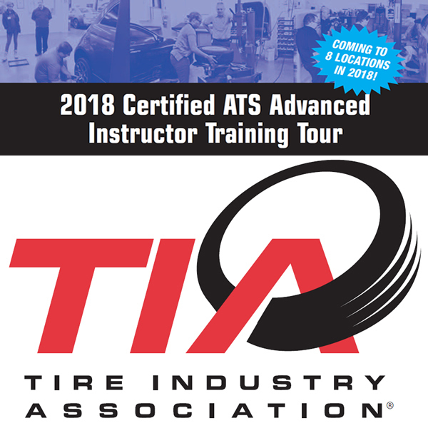 Automotive Tire Service (ATS) Training Tour