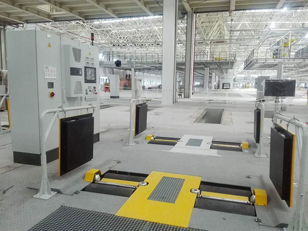 TPMS Plant Production Line Systems