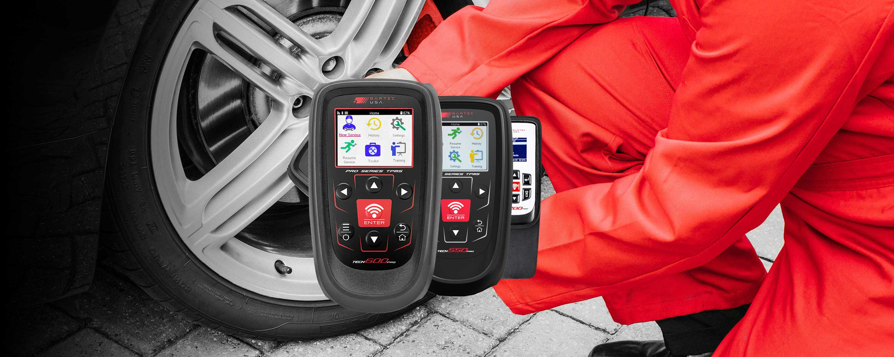 Outils TPMS